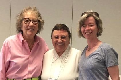 Alba, Mary and Kathleen