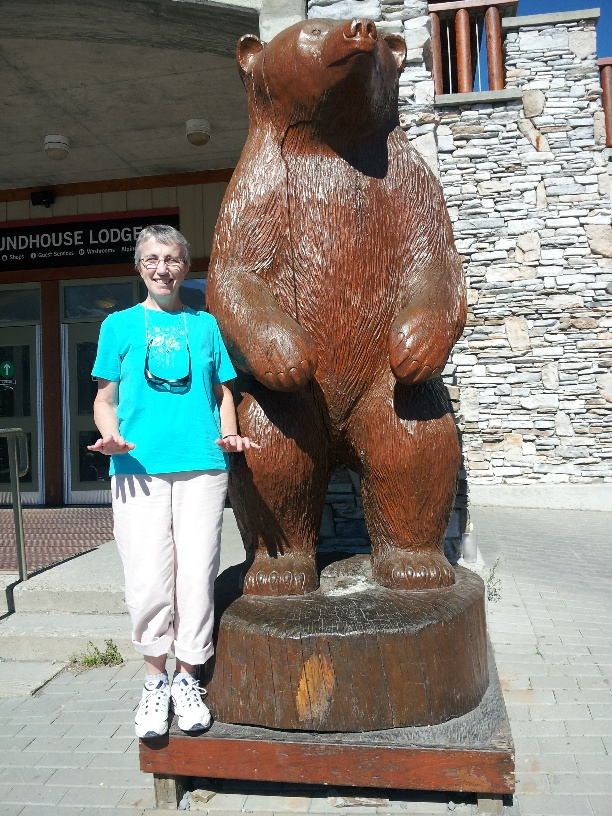TCC with Bear in Whistler